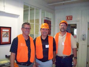 A meeting for our roofing contractors!
