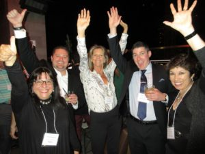 Our Western States Reception is always a great way for golf industry colleagues to catch up!