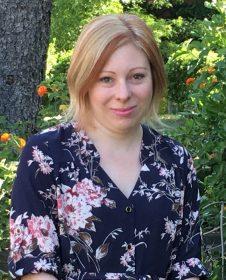 Maria Wihren, Accounting Supervisor / Assistant Executive Director