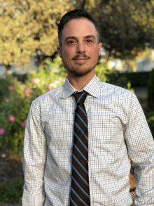 Brooks Benford, Administrative Assistant